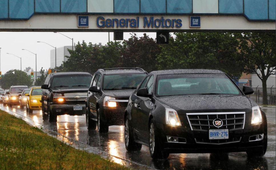 Zaměstnanci General Motors Po Dvanácti Letech Stávkují, Dohoda Je V Nedohlednu