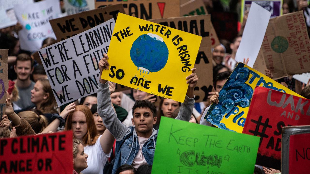 #KLIMA: Twitter, Amazon, I Microsoft. Zaměstnanci Největších Firem Světa Stávkují Za Klima.